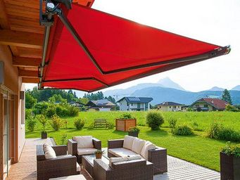 markilux - markilux 1600 / 1600 stretch - Patio Awning