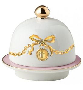 ROssO REGALE -  - Individual Butter Dish