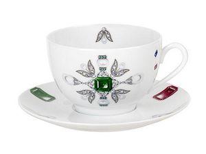 FRADKOF - ma russie gemstones. - Tea Cup