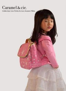 CARAMEL&CIE -  - Backpack (children)