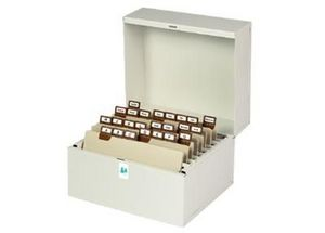 Exacompta -  - Index Card Box