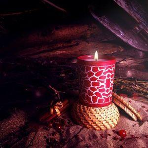 EBOUGIE -  - Candle