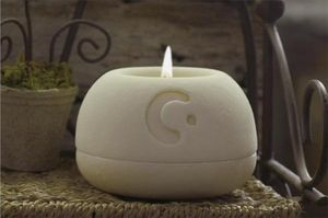 QUESACK -  - Round Candle