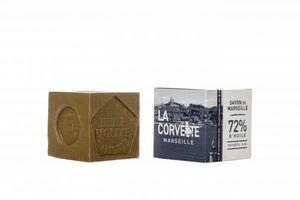 SAVONNERIE DU MIDI MARSEILLE 1894 - cube-- - Natural Soap