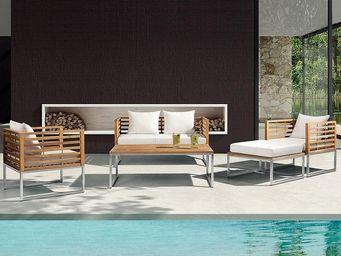 BELIANI - bermuda - Garden Furniture Set