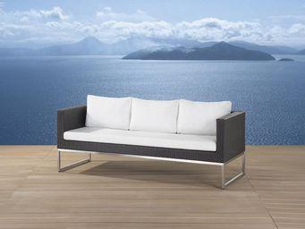 BELIANI - crema - Garden Sofa