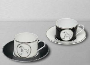 MARC DE LADOUCETTE PARIS - cheval - Tea Cup
