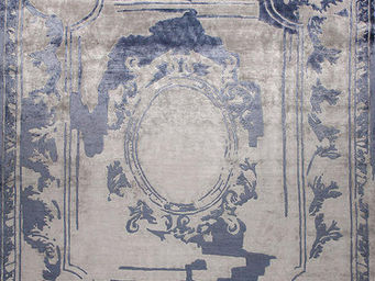 EDITION BOUGAINVILLE - fontenay new age navy - Modern Rug