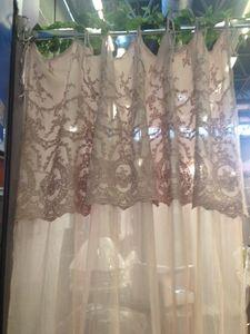 ANTONY -  - Lace Curtain