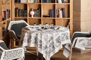 Beauville -  - Square Tablecloth