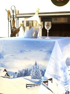 VISCONTEA DI MILANO -  - Rectangular Tablecloth