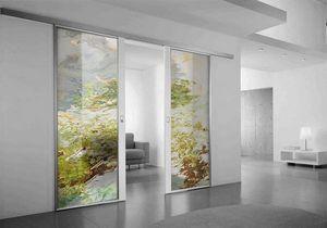 GLASSOLUTIONS France -  - Internal Sliding Door