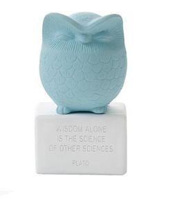 SOPHIA - owl - Animal Sculpture