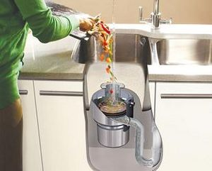 Commodore -  - Food Waste Disposer