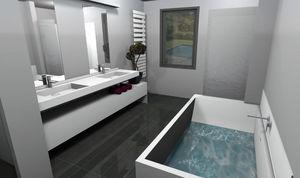 ADJ -  - Washbasin Counter