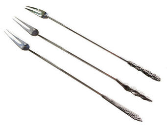 LAURET STUDIO - fourchettes à fondue, pics à brochettes - Fondue Fork