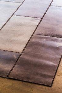 MASSIMO -  - Leather Rug