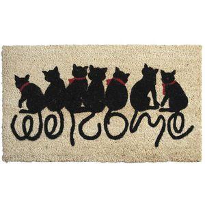 Aubry-Gaspard - paillasson welcom - Doormat