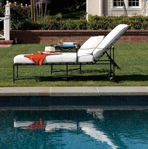 JANUS et Cie -  - Garden Deck Chair