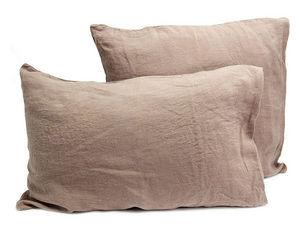 Couleur Chanvre - couleur beige eternel - Pillowcase
