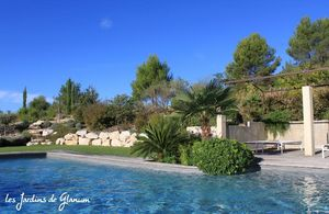 LES JARDINS DE GLANUM -  - Landscaped Garden