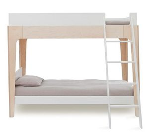 Oeuf - perch twin bunk - Children Bunk Bed