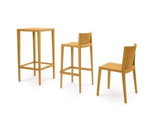 VONDOM - spritz collecction - Bar Chair