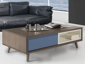 Ateliers De Langres - table basse tentation - Rectangular Coffee Table