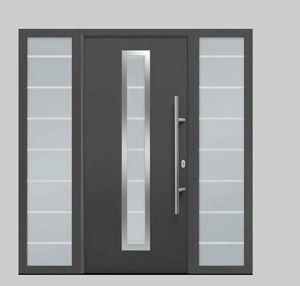 Hormann France -  - Glazed Entrance Door