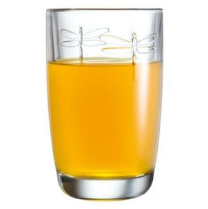La Rochere - -libellules - Soft Drink Glass