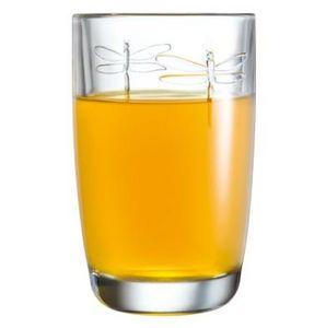 La Rochere - -libellules - Soft Drink Glass