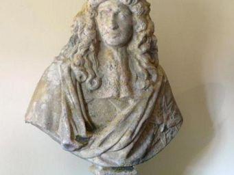 TERRES D'ALBINE - molière - Bust Sculpture