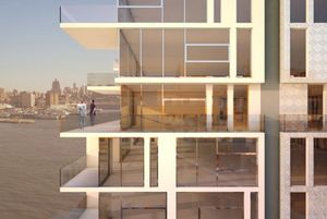 AW² - john street development - Architectural Plan