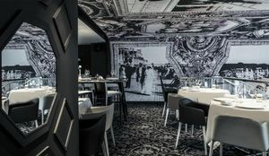 Agence Nuel / Ocre Bleu - cures marines - Ideas: Hotel Dining Rooms