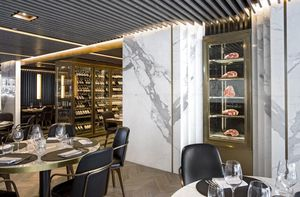 Humbert & Poyet - beefbar hong kong - Ideas: Hotel Dining Rooms