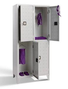 EVP - vestiaire multicases - Sports Locker