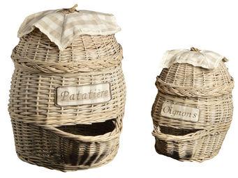 Clementine Creations -  - Vegetable Basket