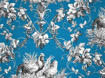 THEVENON -  - Toile De Jouy Print Material