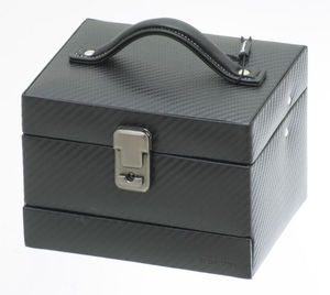 Davidts - graphite - Jewellery Box