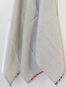 ITI  - Indian Textile Innovation - rik rak - Tea Towel