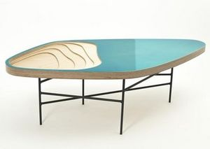 MALHERBE EDITION - fidji 111 - Original Form Coffee Table