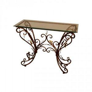 Demeure et Jardin - coiffeuse feuilles d'acanthes - Dressing Table