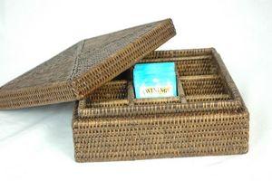 BaolgiChic - rotin classic - Tea Box