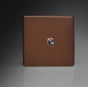 ALSO & CO - toggle moka - Light Switch