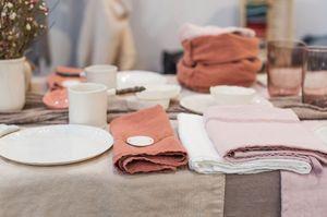 Couleur Chanvre -  - Table Napkin