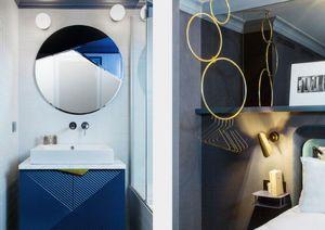 DESJEUX DELAYE - hôtel bob' - Interior Decoration Plan
