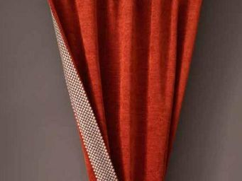HOULES -  - Tab Top Curtain