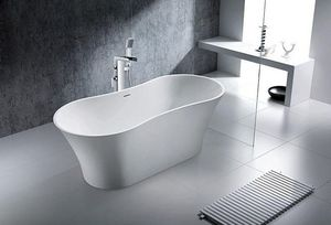 Thalassor - flower-- - Freestanding Bathtub