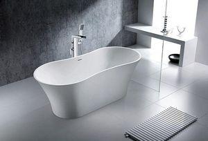 Thalassor - flower-- - Freestanding Bathtub