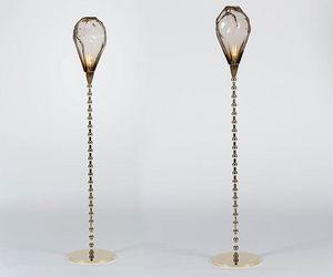 EMILIE LEMARDELEY - adamas - Floor Lamp